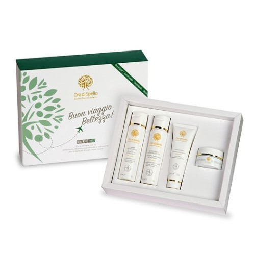 "ORO DI SPELLO Rinkinys Gate02 ""Face&Body Mature Skin"""