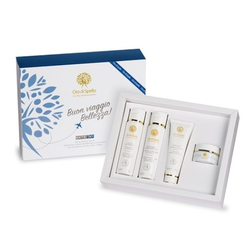 "ORO DI SPELLO Rinkinys Gate01 ""Face&Body Young Skin"""