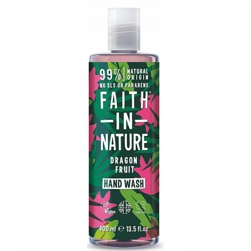 Skystas muilas su greipfrutais ir apelsinais Faith in Nature, 300 ml