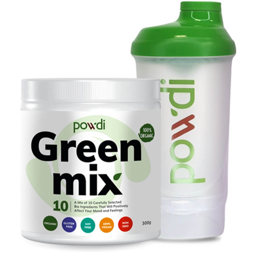 Powdi Green Mix, POWDI