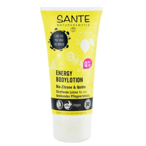 "Kūno losjonas ""Energy"", Sante, 150 ml"