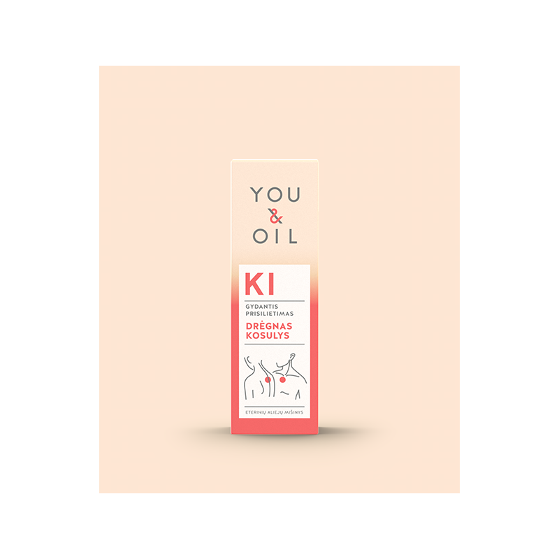 YOU & OIL KI DRĖGNAS KOSULYS