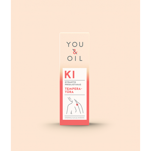 YOU & OIL KI Temperatūra