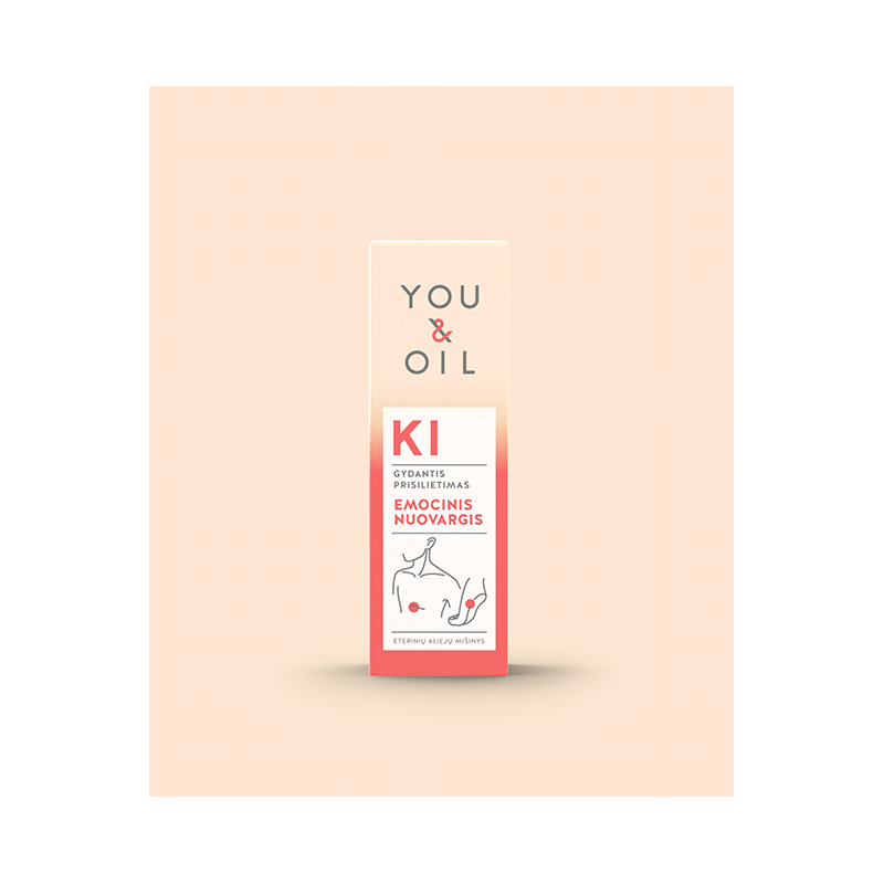 YOU & OIL KI EMOCINIS NUOVARGIS