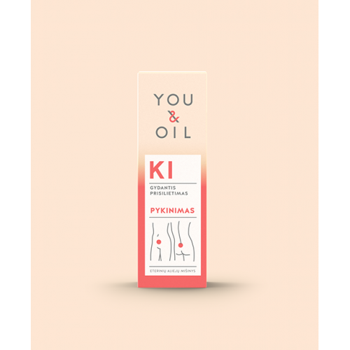 YOU & OIL KI PYKINIMAS