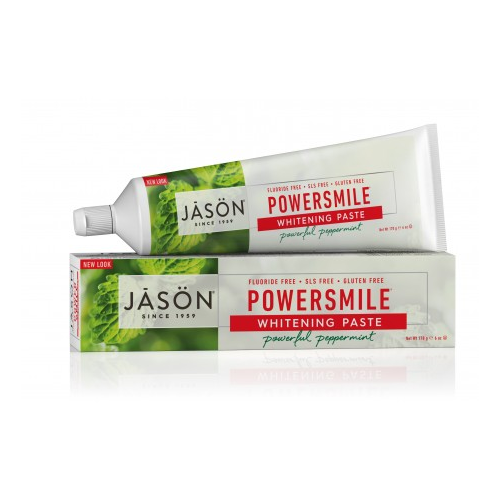 "Dantų pasta, ""Power Smile"", Jason, 170 g"