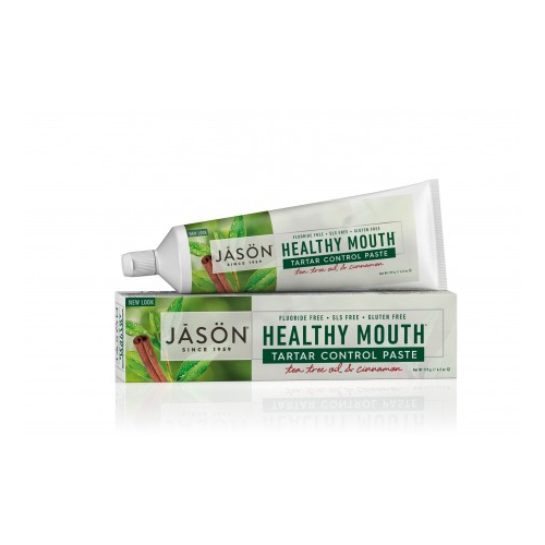 "Dantų pasta ""Healthy mouth"", Jason, 119 g"