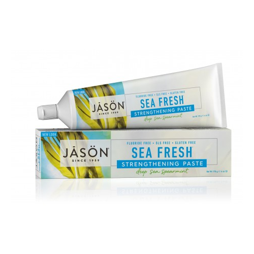 "Dantų pasta ""Sea Fresh"", Jason, 170 g"