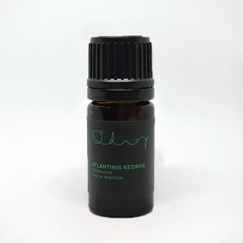 "Eterinis aliejus ""Atlantinis kedras"" (Cedarwood), Odrop, 5ml"